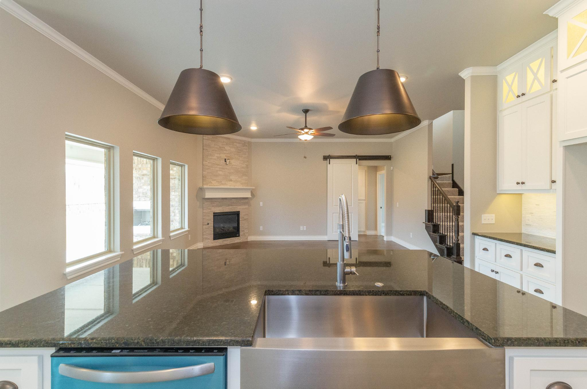 Kitchen featured in the Hazel Bonus Room - 5 Bedroom By Homes By Taber in Oklahoma City, OK