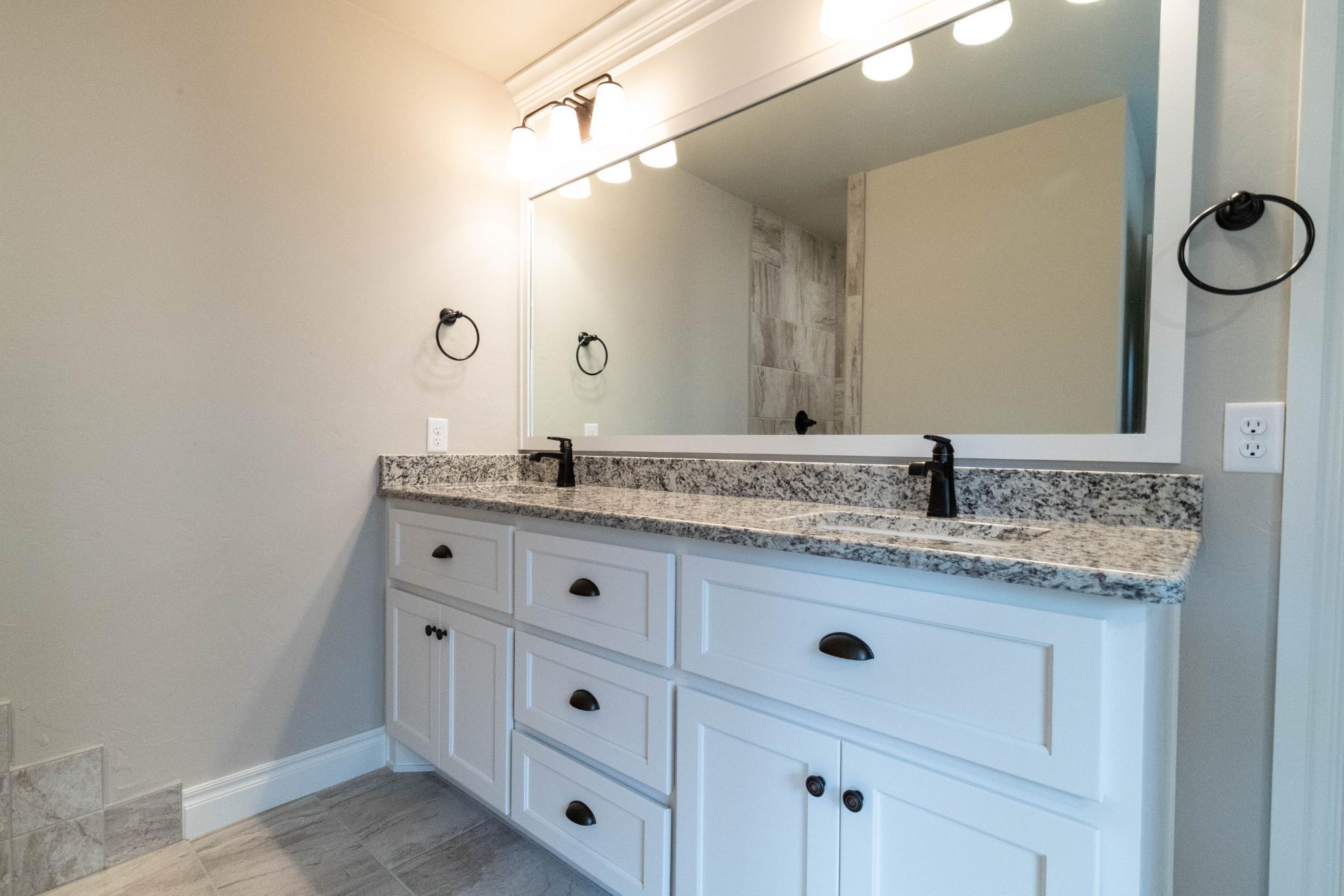 Bathroom featured in the Hazel Bonus Room - 5 Bedroom By Homes By Taber in Oklahoma City, OK