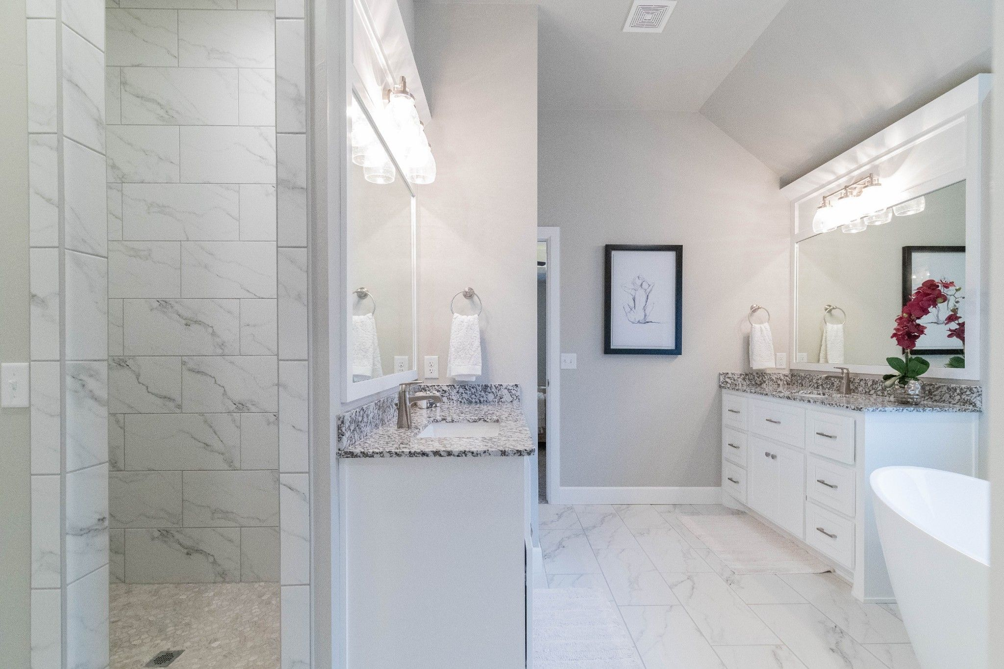 Bathroom featured in the Poppey Bonus Room By Homes By Taber in Oklahoma City, OK