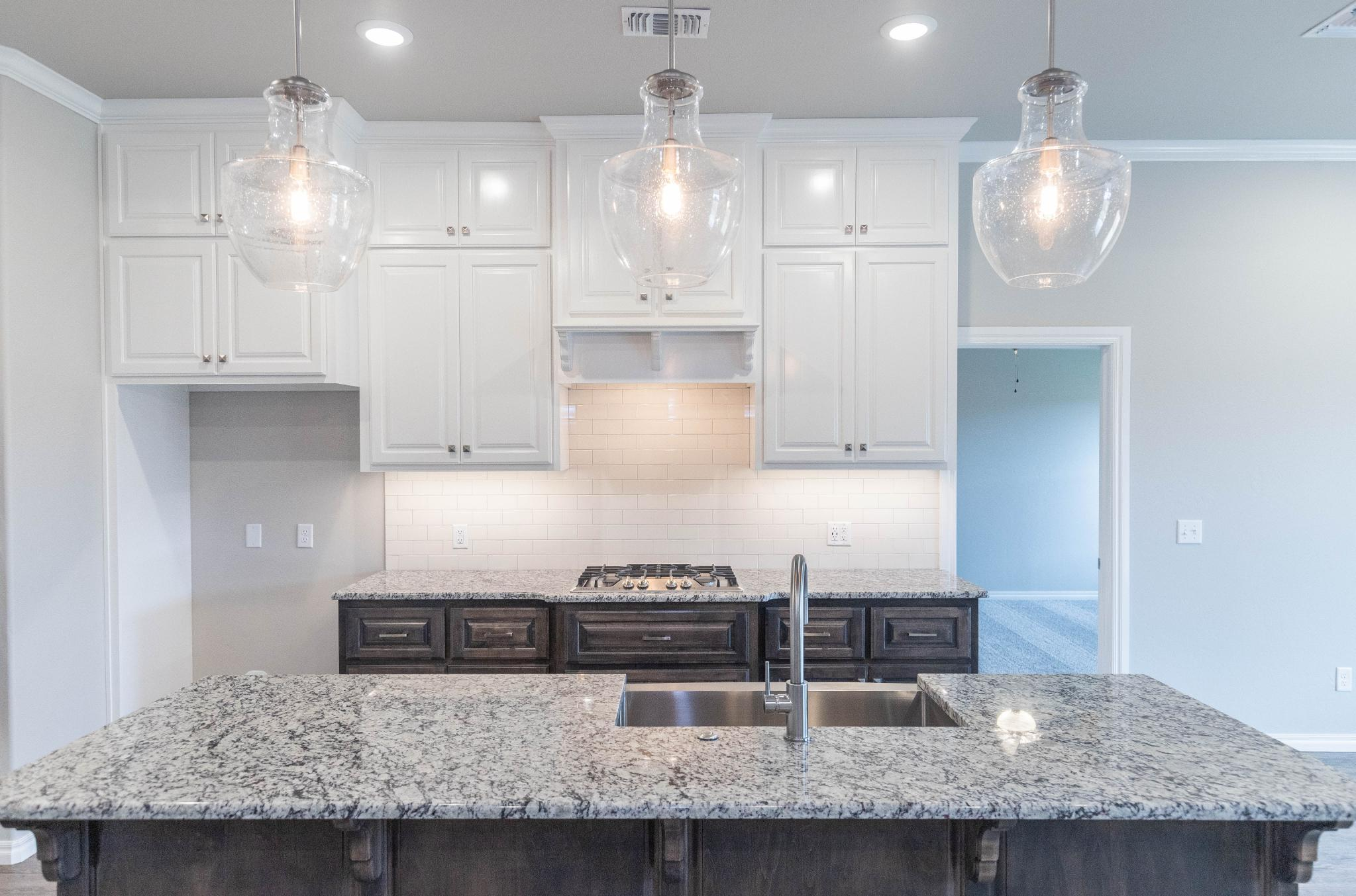 Kitchen featured in the Blue Spruce PLUS By Homes By Taber in Oklahoma City, OK