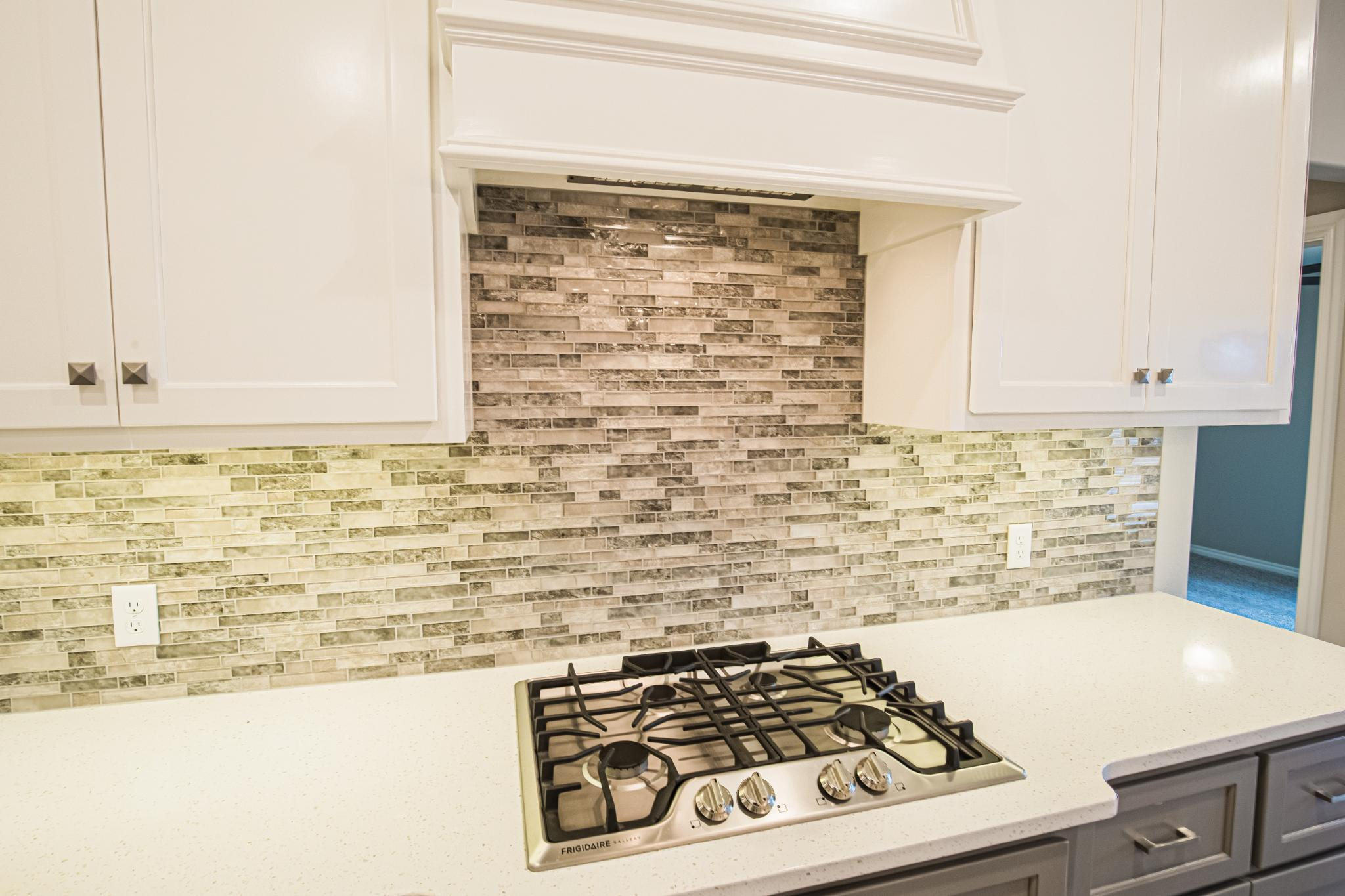Kitchen featured in the Hummingbird Bonus Room 1 By Homes By Taber in Oklahoma City, OK
