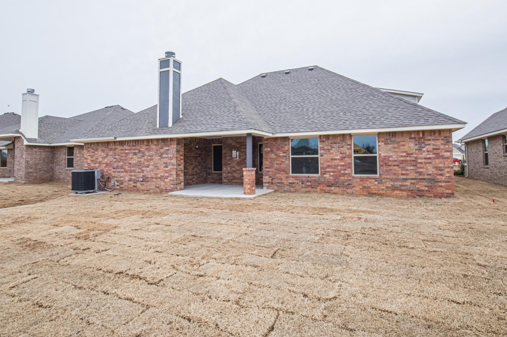 Exterior featured in the Hummingbird Bonus Room 1 By Homes By Taber in Oklahoma City, OK