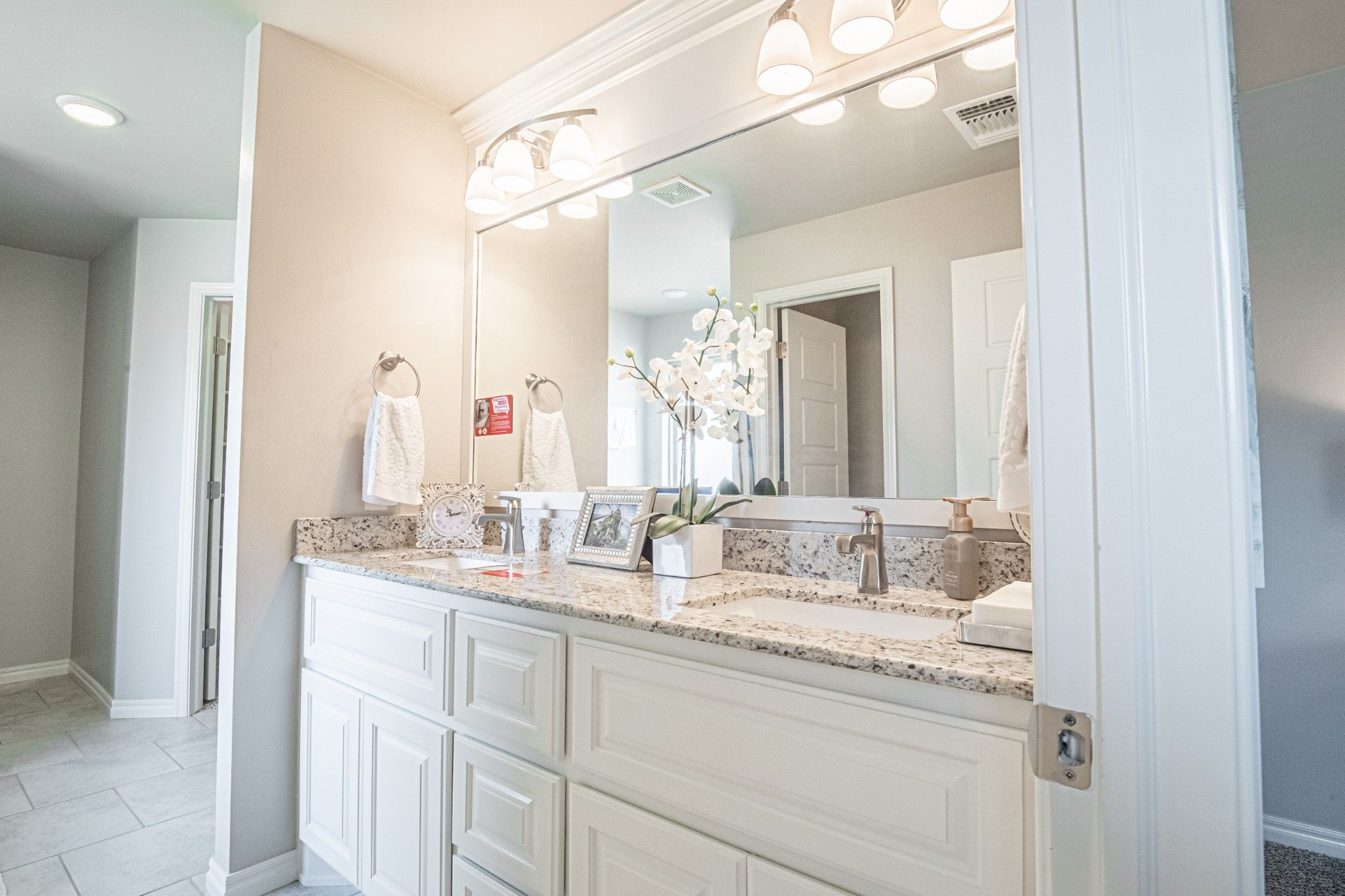 Bathroom featured in the Hummingbird Bonus Room 2 By Homes By Taber in Oklahoma City, OK