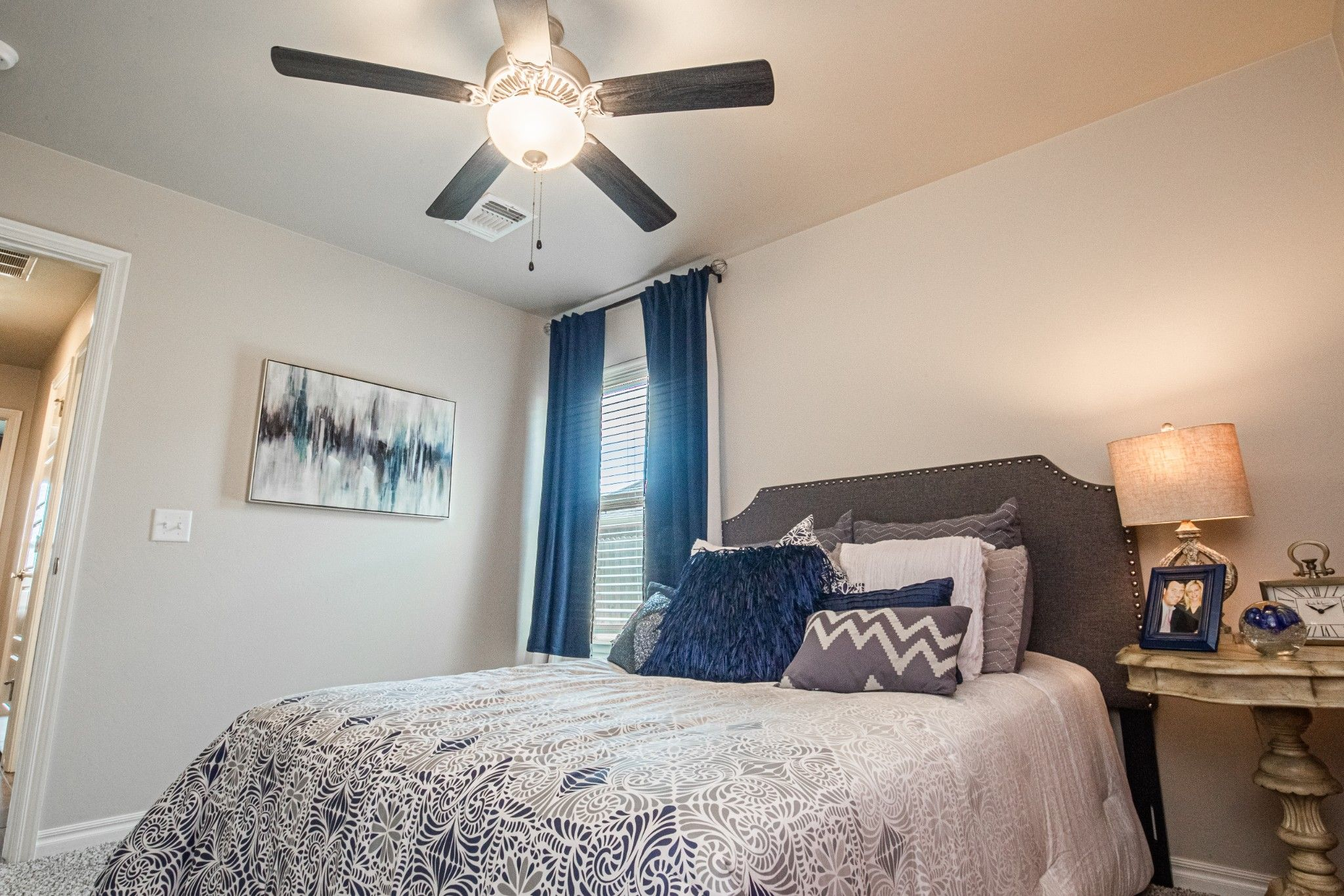 Bedroom featured in the Hummingbird Bonus Room 2 By Homes By Taber in Oklahoma City, OK