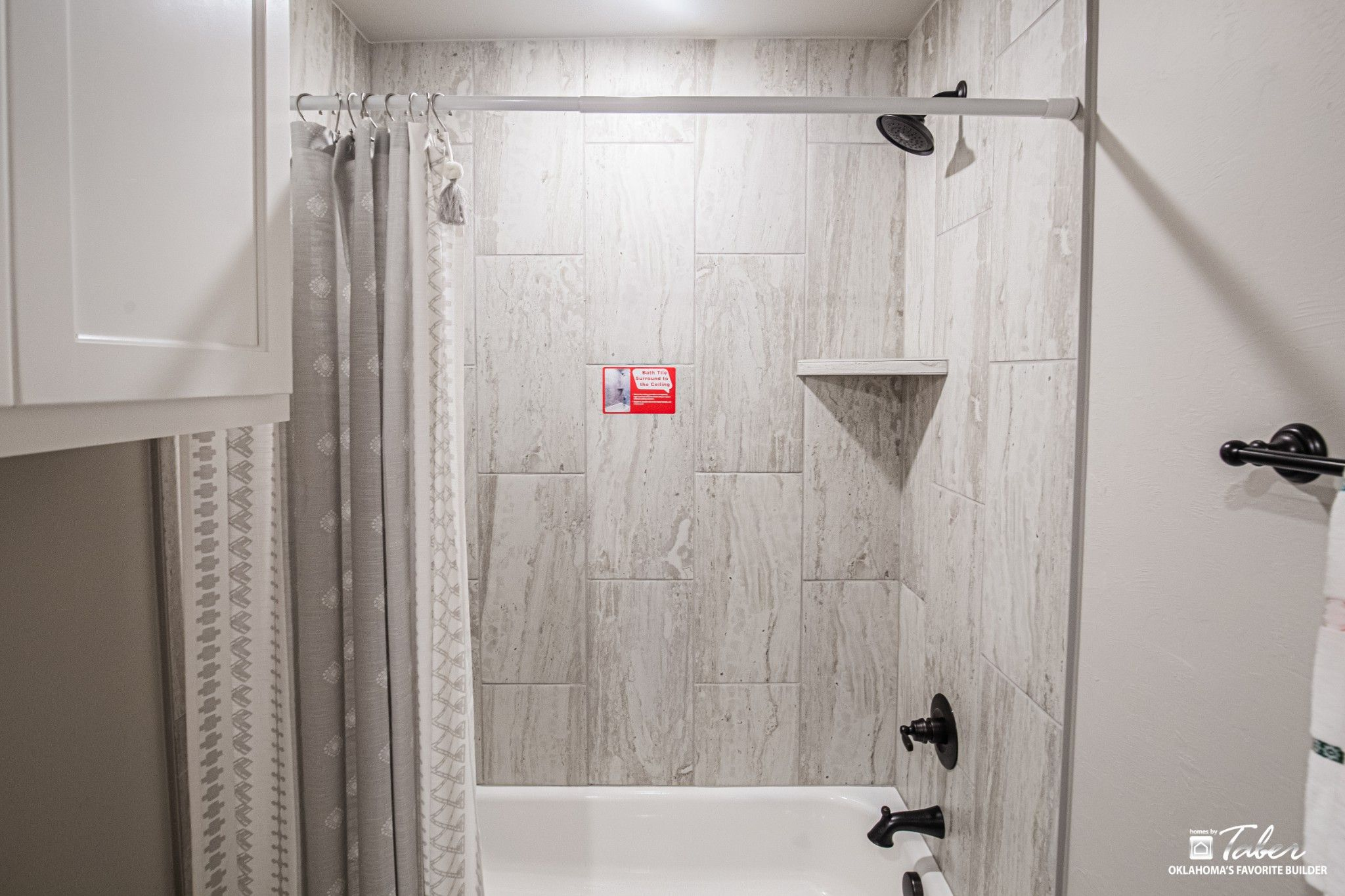 Bathroom featured in the Shiloh By Homes By Taber in Oklahoma City, OK