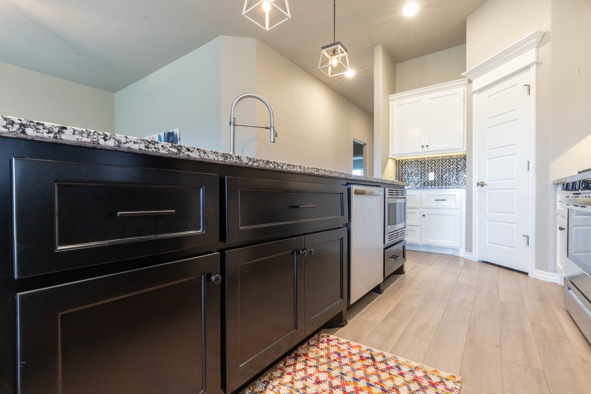 Kitchen featured in the Julie By Homes By Taber in Oklahoma City, OK