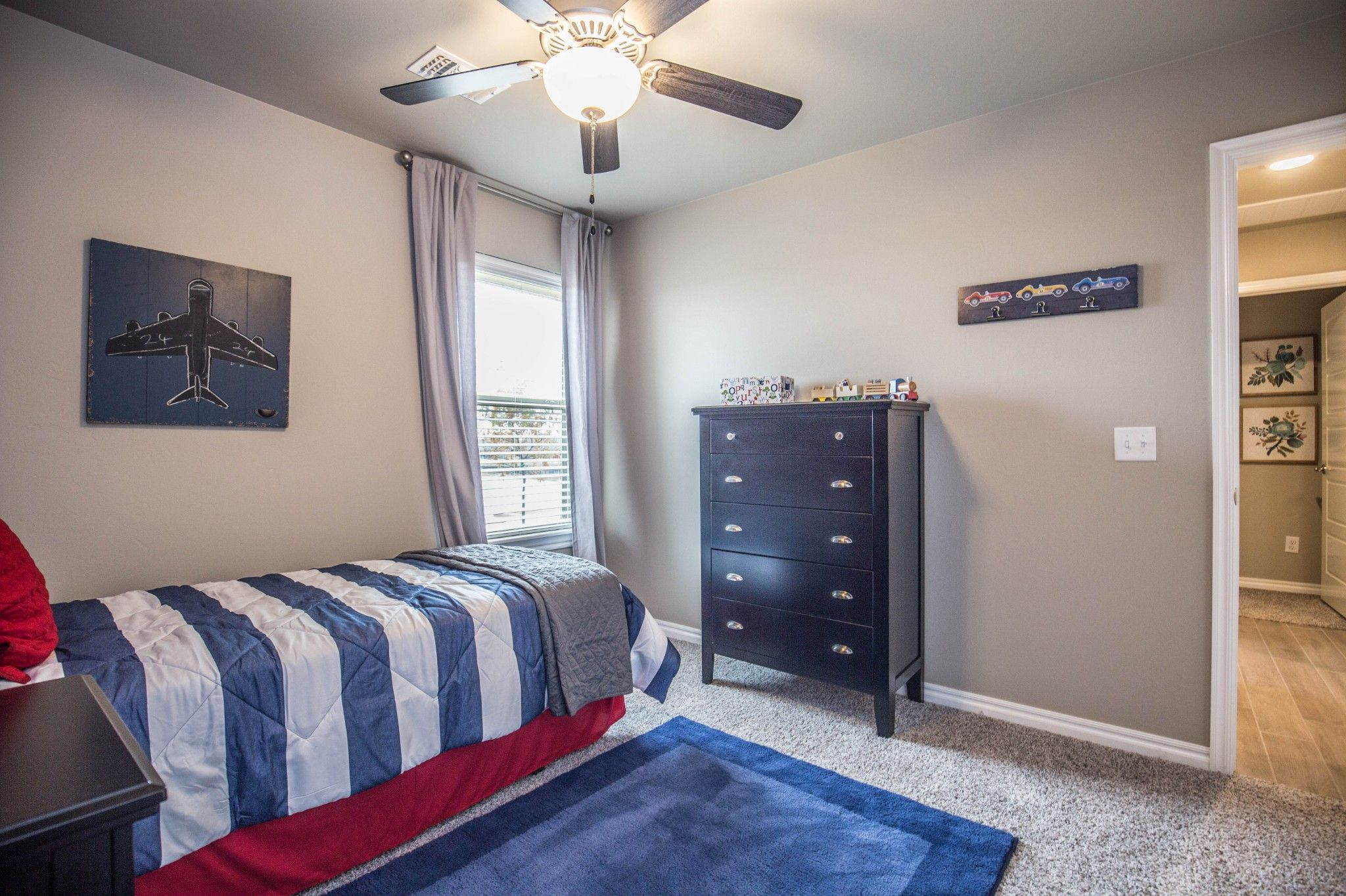 Bedroom featured in the Julie By Homes By Taber in Oklahoma City, OK