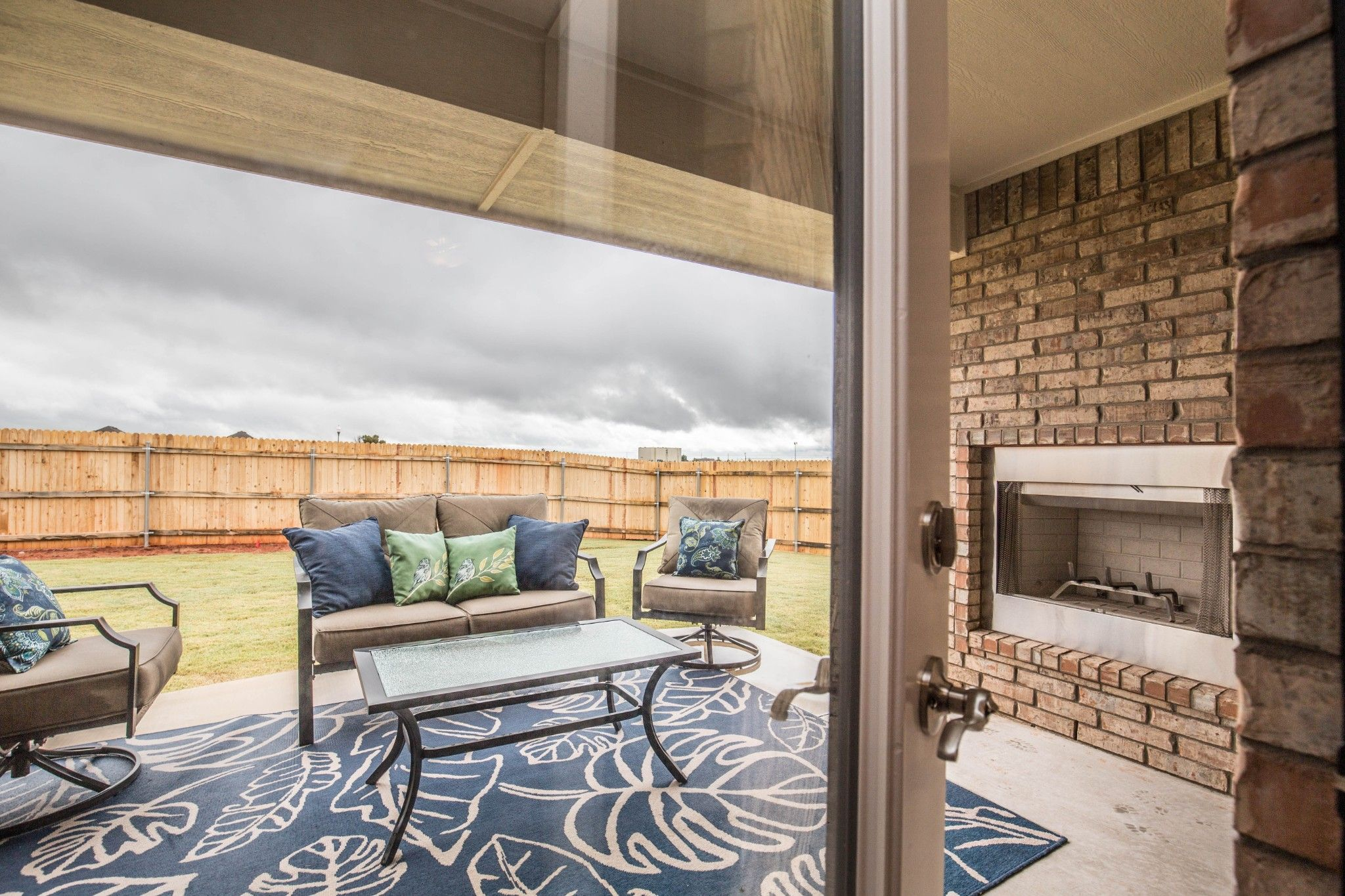 Exterior featured in the Julie By Homes By Taber in Oklahoma City, OK