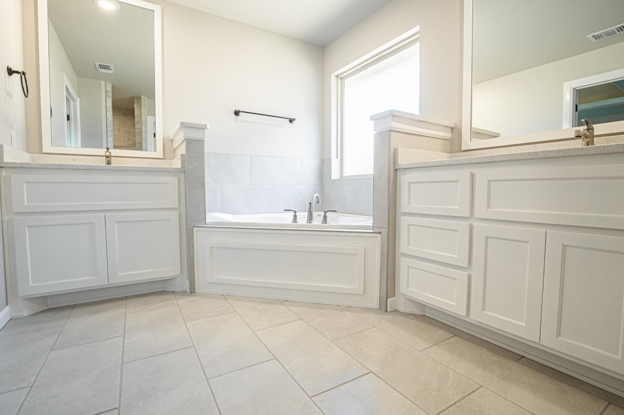 Bathroom featured in the Shiloh PLUS By Homes By Taber in Oklahoma City, OK