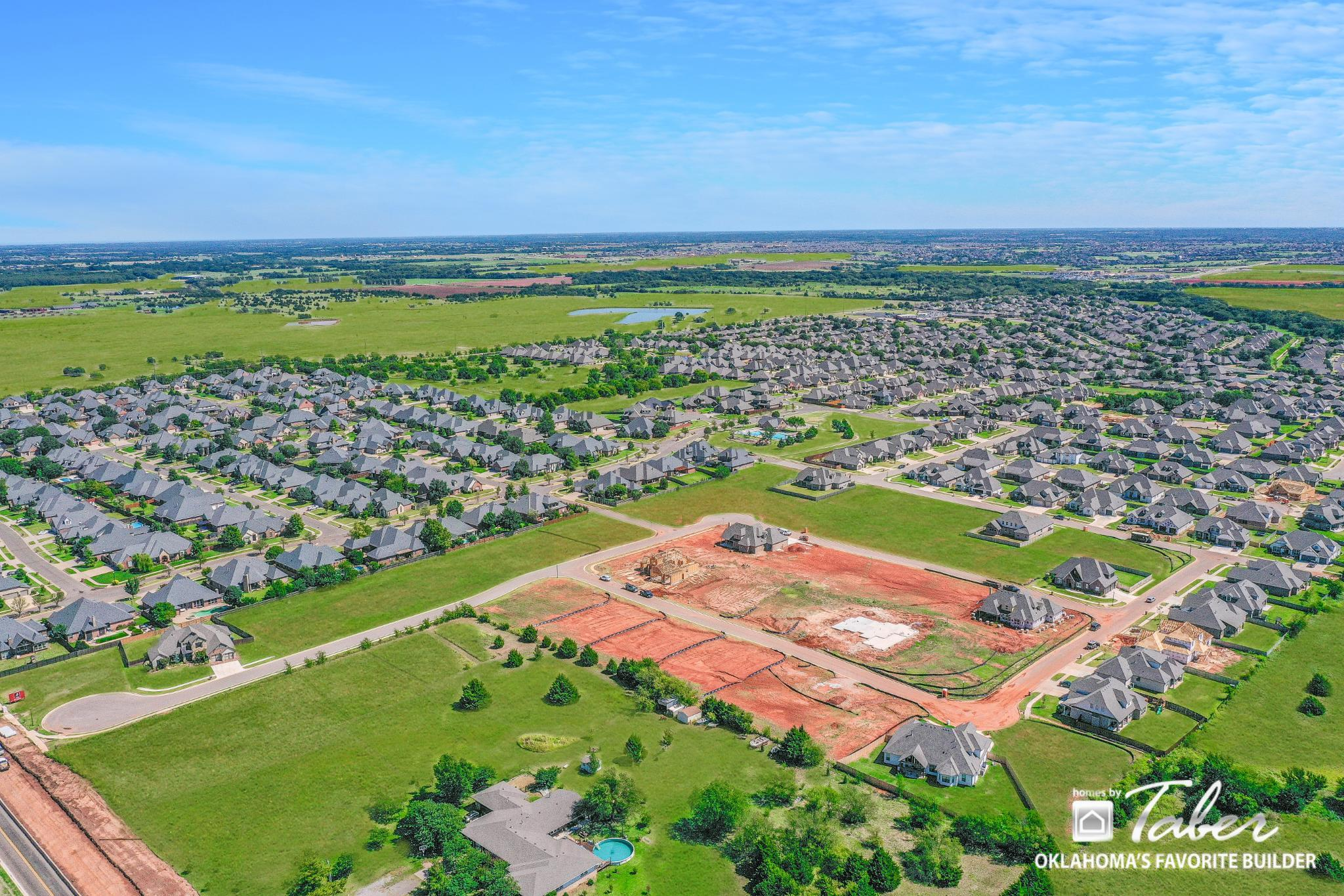 'Still Meadows' by Homes By Taber in Oklahoma City