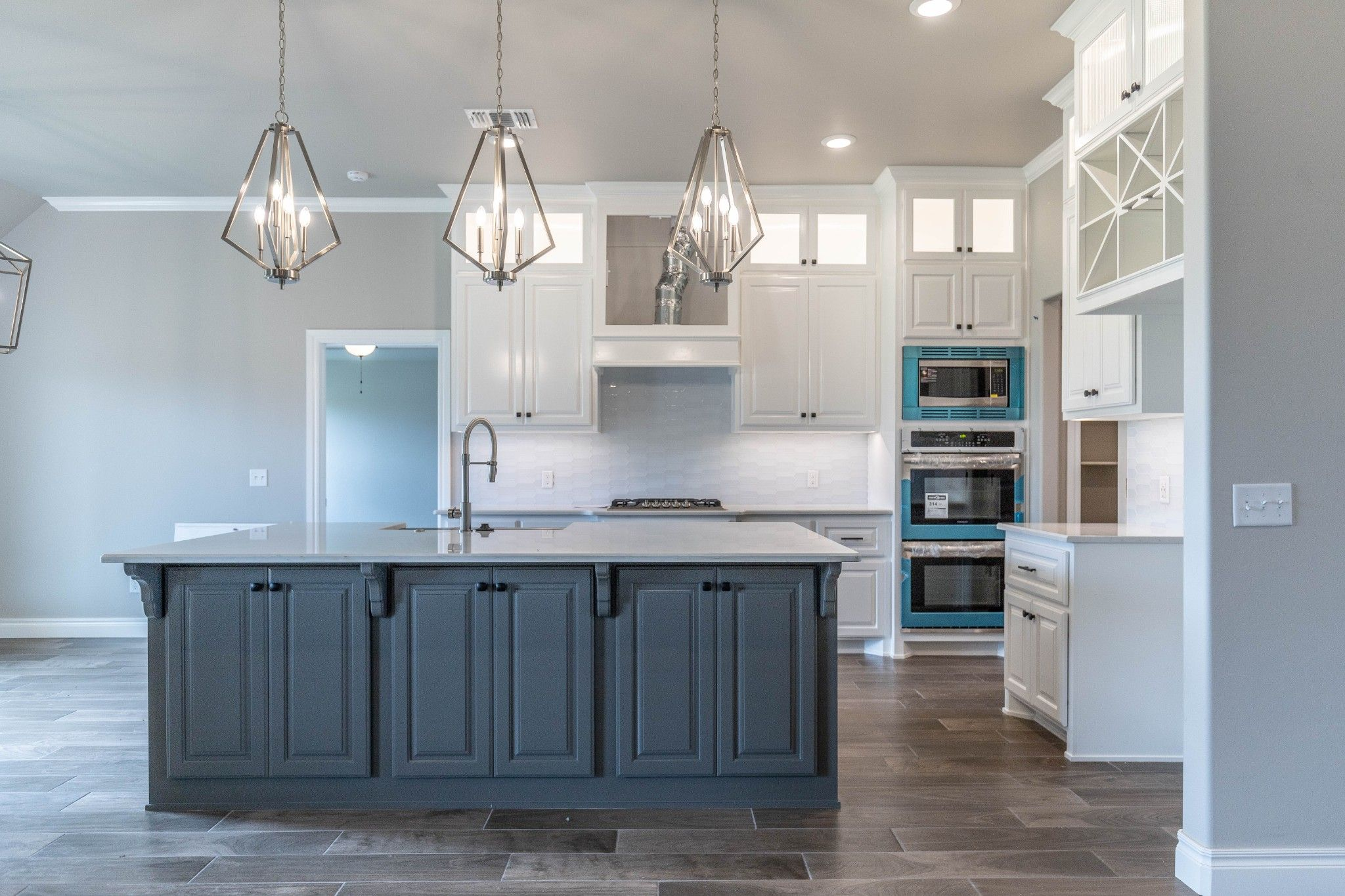Kitchen featured in the Cornerstone By Homes By Taber in Oklahoma City, OK