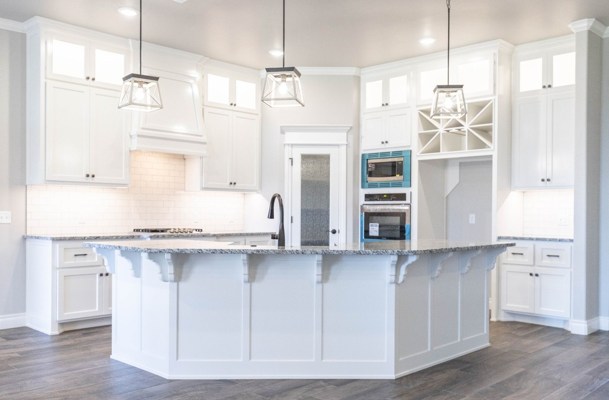 Kitchen featured in the Mallory By Homes By Taber in Oklahoma City, OK