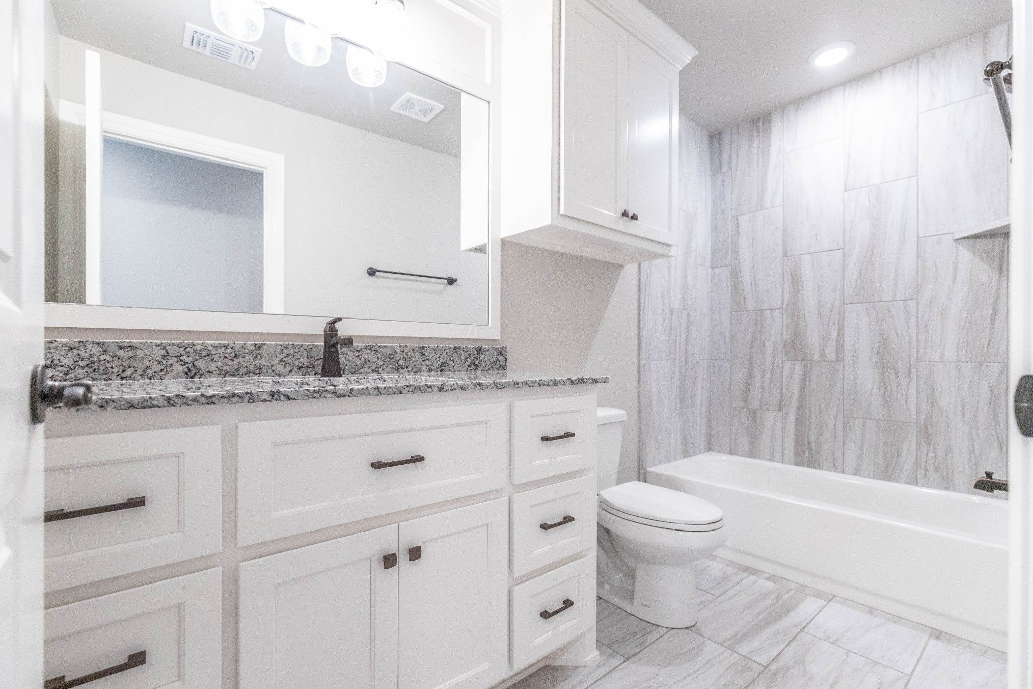 Bathroom featured in the Mallory By Homes By Taber in Oklahoma City, OK
