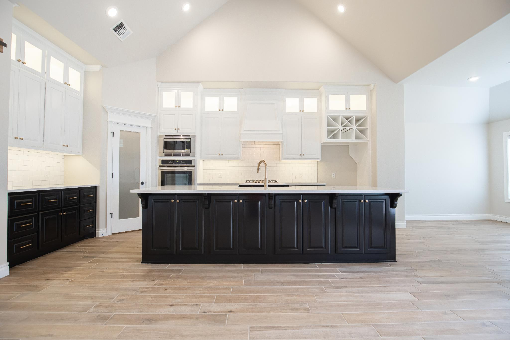 Kitchen featured in the Zade By Homes By Taber in Oklahoma City, OK