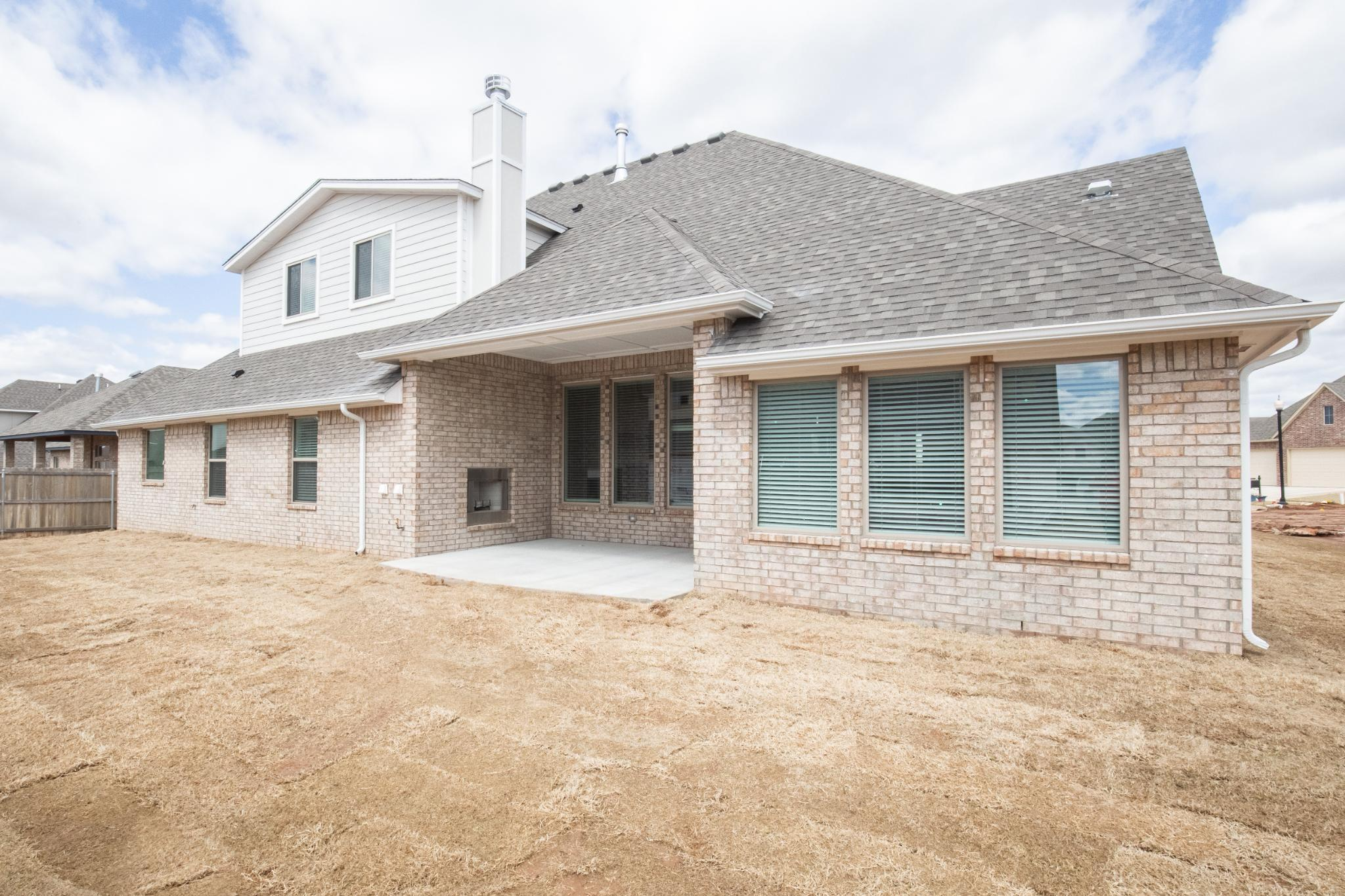 Exterior featured in the Zade By Homes By Taber in Oklahoma City, OK