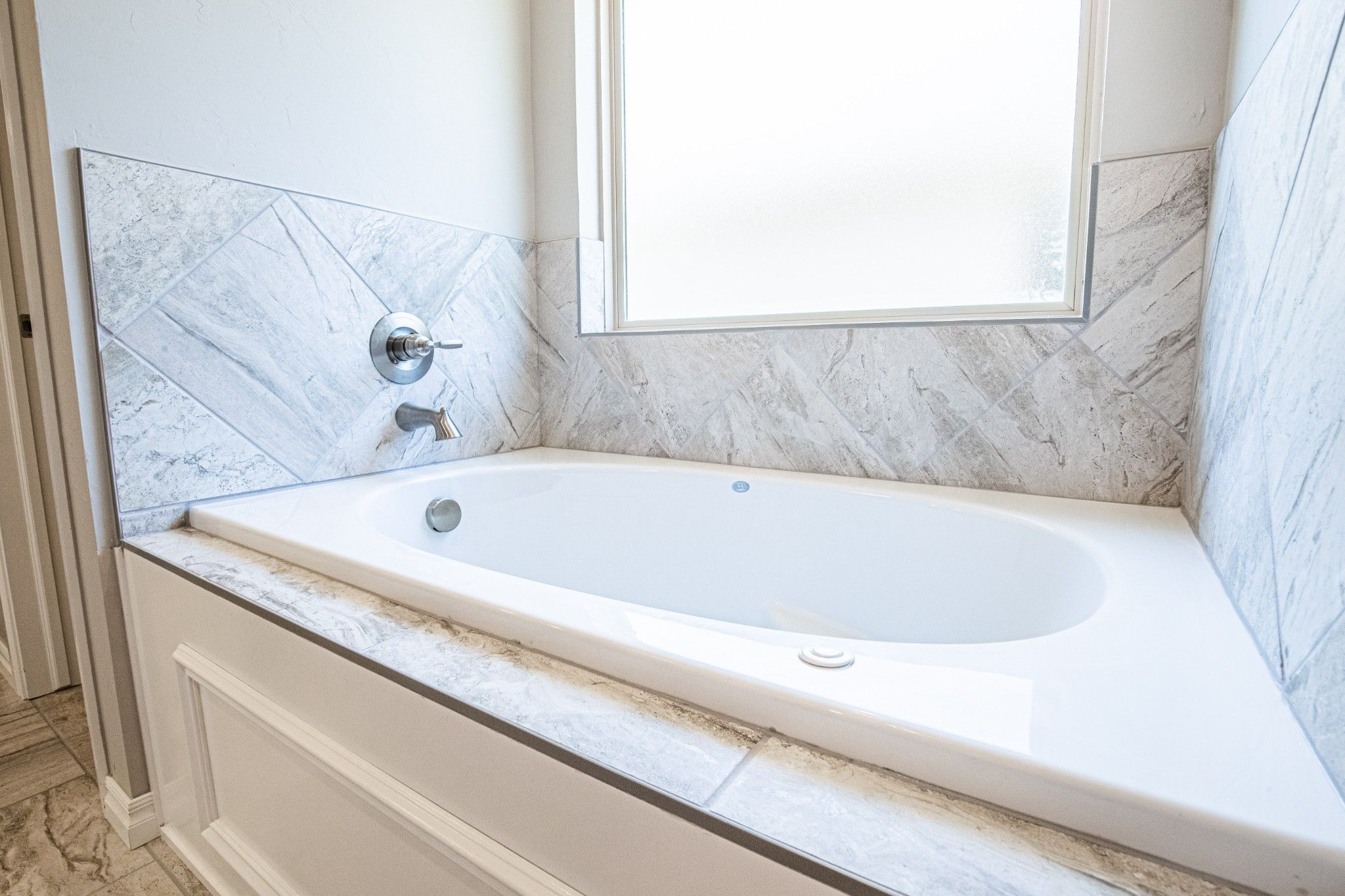 Bathroom featured in the Hummingbird By Homes By Taber in Oklahoma City, OK