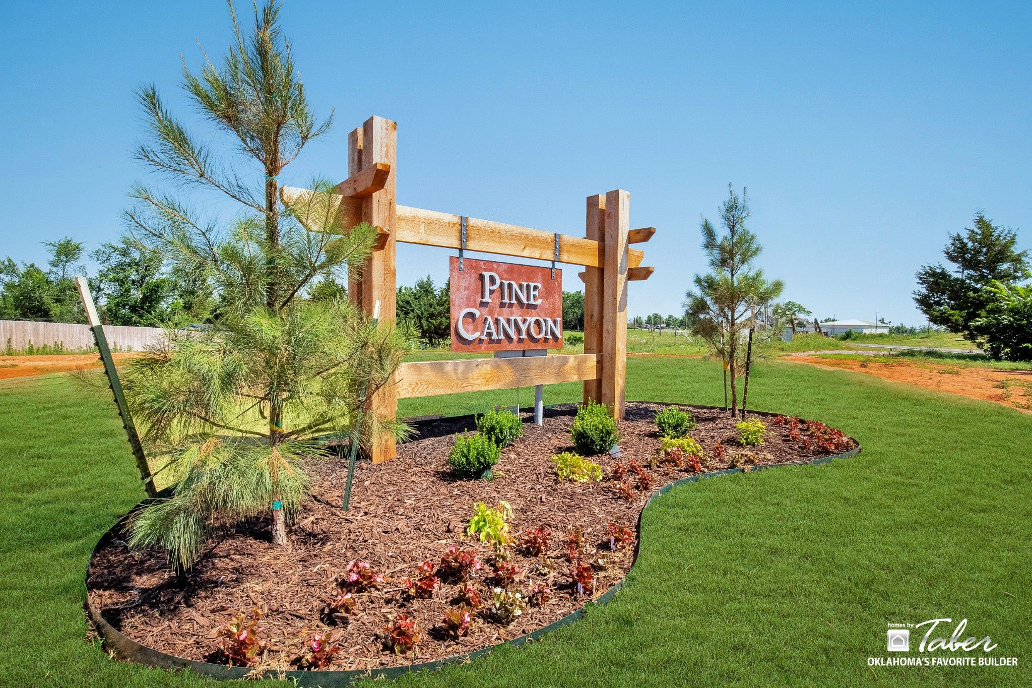 'Pine Canyon' by Homes By Taber in Oklahoma City