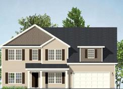 The Graham - Emerald Plantation: Guyton, Georgia - Horizon Home Builders Savannah