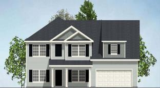 The Oscar - Emerald Plantation: Guyton, Georgia - Horizon Home Builders Savannah