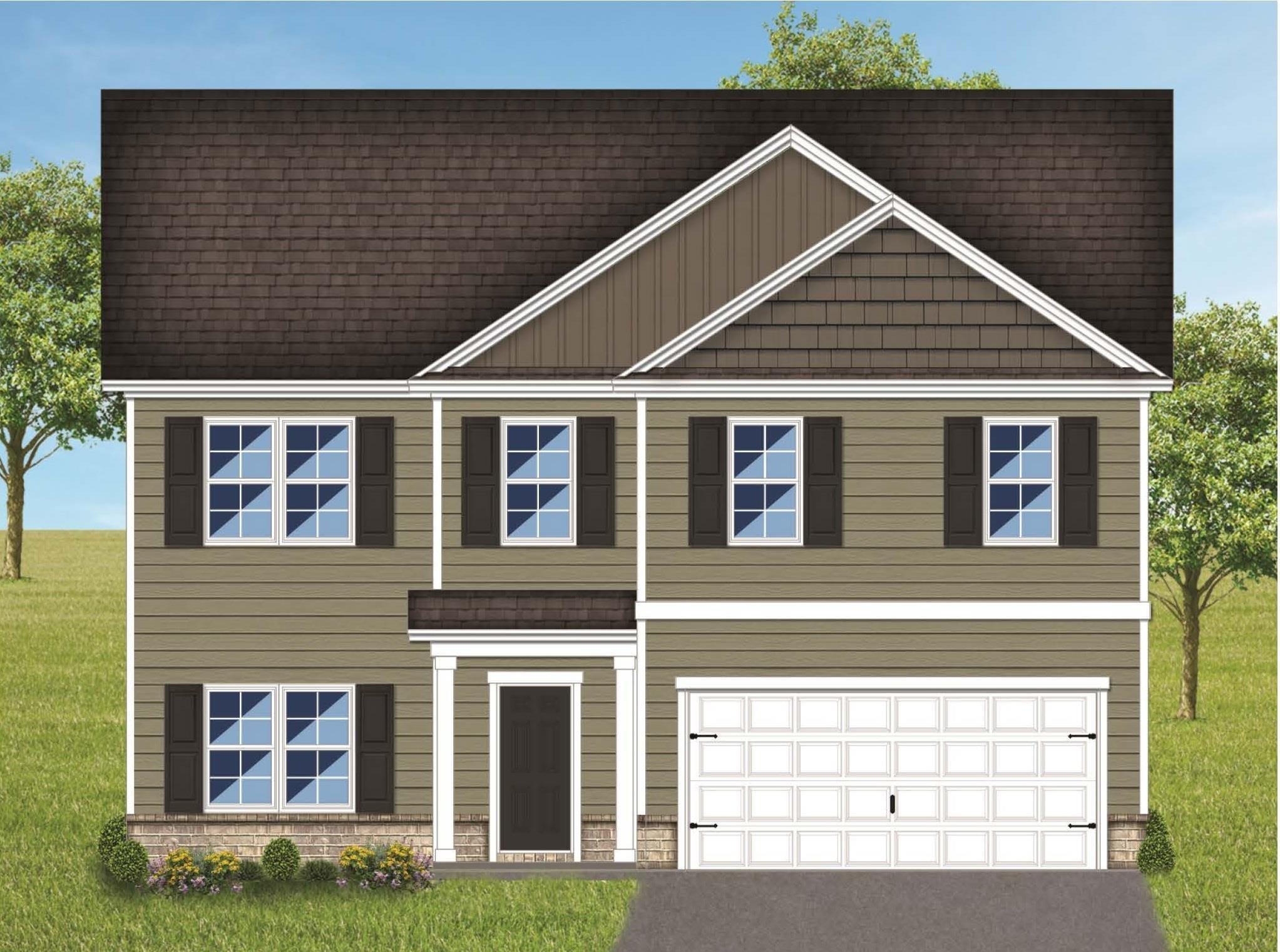 Exterior featured in The Bellview By Horizon Home Builders Savannah in Savannah, GA