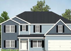 The Stafford - Emerald Plantation: Guyton, Georgia - Horizon Home Builders Savannah