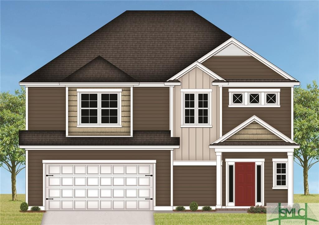 Exterior featured in The Winfield By Homes of Integrity in Savannah, GA