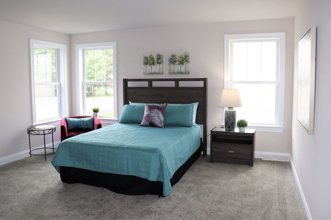 Bedroom featured in The Wellington By Gateway Realty Inc. in Lancaster, PA