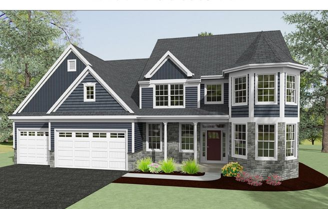 Lot 20 Greenview Dr (The Hollister)