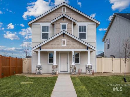 Eagle Stream by Hubble Homes in Boise Idaho