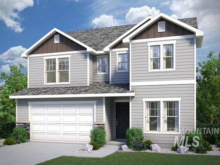 Southern Ridge by Hubble Homes in Boise Idaho