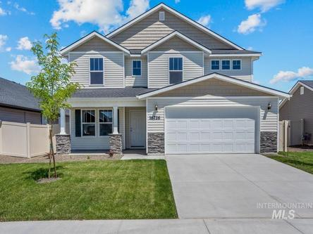 Franklin Village by Hubble Homes in Boise Idaho