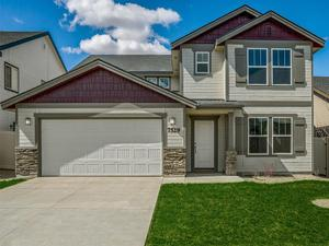 homes in Charter Pointe by Hubble Homes
