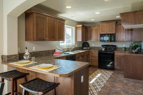 Kitchen-in-Heron-at-Franklin Village-in-Nampa