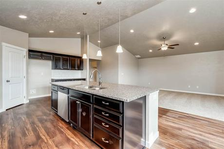 Kitchen-in-Crestwood-at-Southern Ridge-in-Nampa