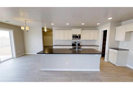 Kitchen-in-Garnet-at-Windsor Creek East-in-Caldwell