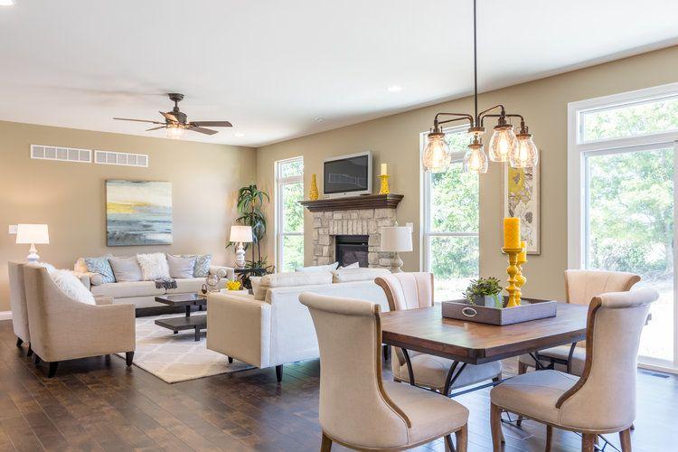 'Riverdale' by Hughes Custom Homes, LLC in St. Louis
