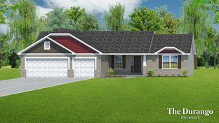 The Durango - 3 Car Garage - Riverdale: O Fallon, Missouri - T.R. Hughes Homes