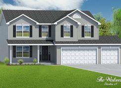 The Westover - 3 Car Garage - Riverdale: O Fallon, Missouri - T.R. Hughes Homes