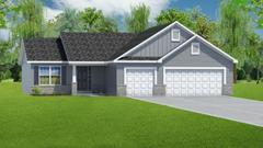 1546 Misty River Drive (The Monterey II - 3 Car Garage)