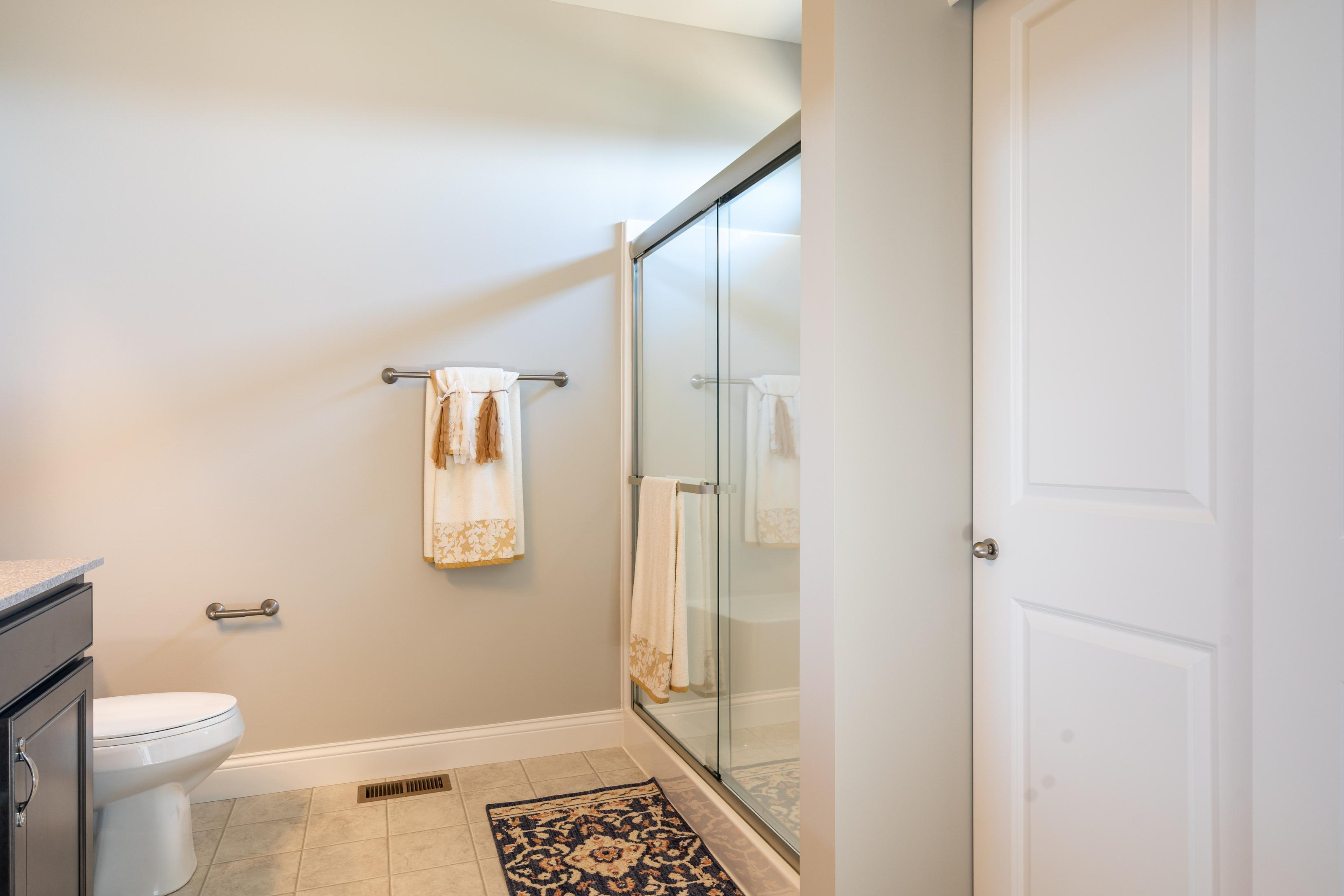Bathroom featured in The Willow - 4 Car Garage By T.R. Hughes Homes in St. Louis, MO