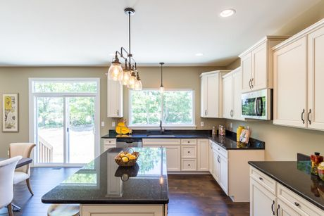 Kitchen-in-The Coventry 4 Car Garage-at-Riverdale-in-O Fallon