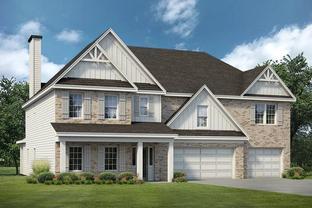 Maple - Parkside Estates: Sharpsburg, Georgia - Hughston Homes