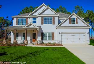 Ash - Four Oaks: Evans, Georgia - Hughston Homes