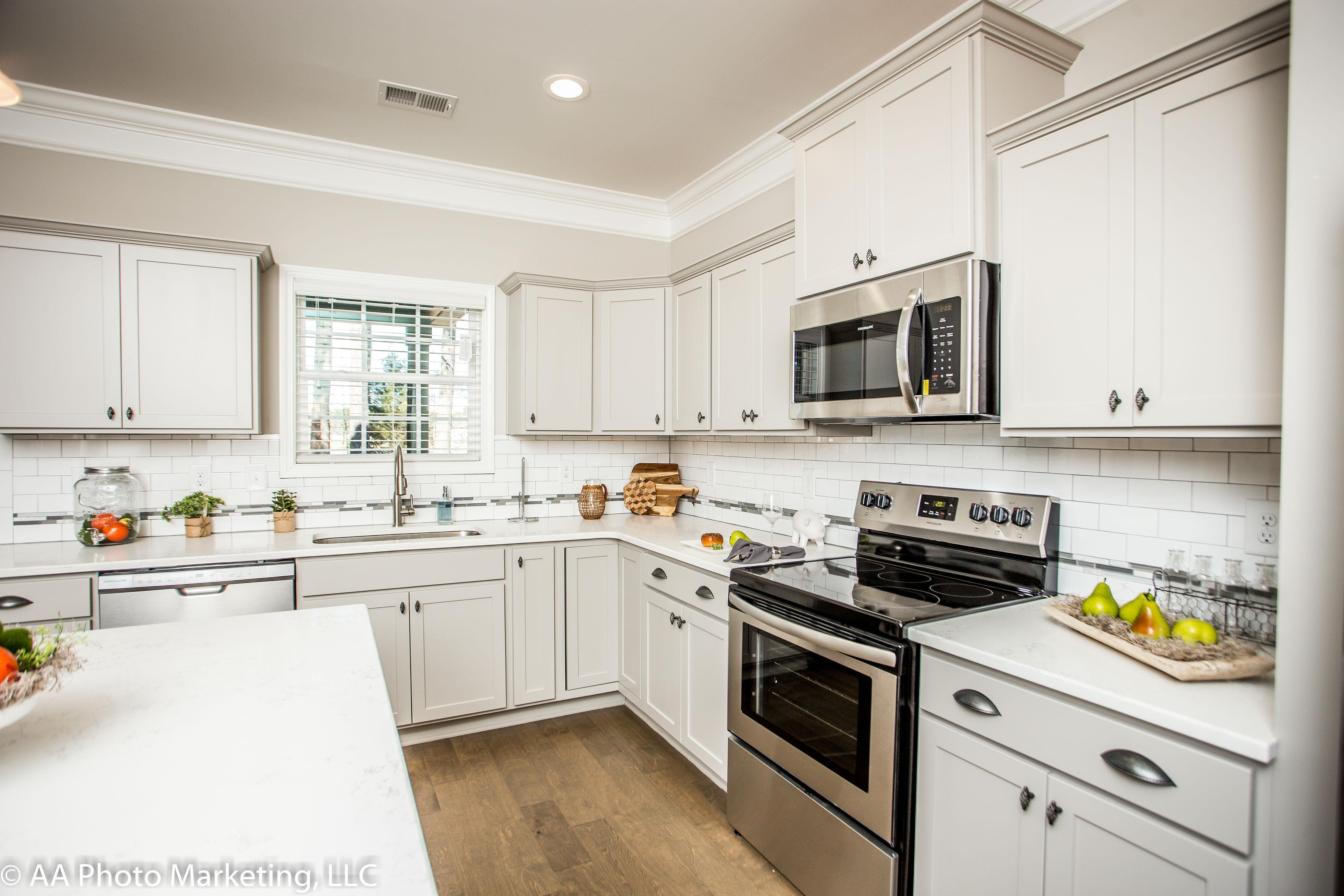 Kitchen featured in the Ash By Hughston Homes in Macon, GA