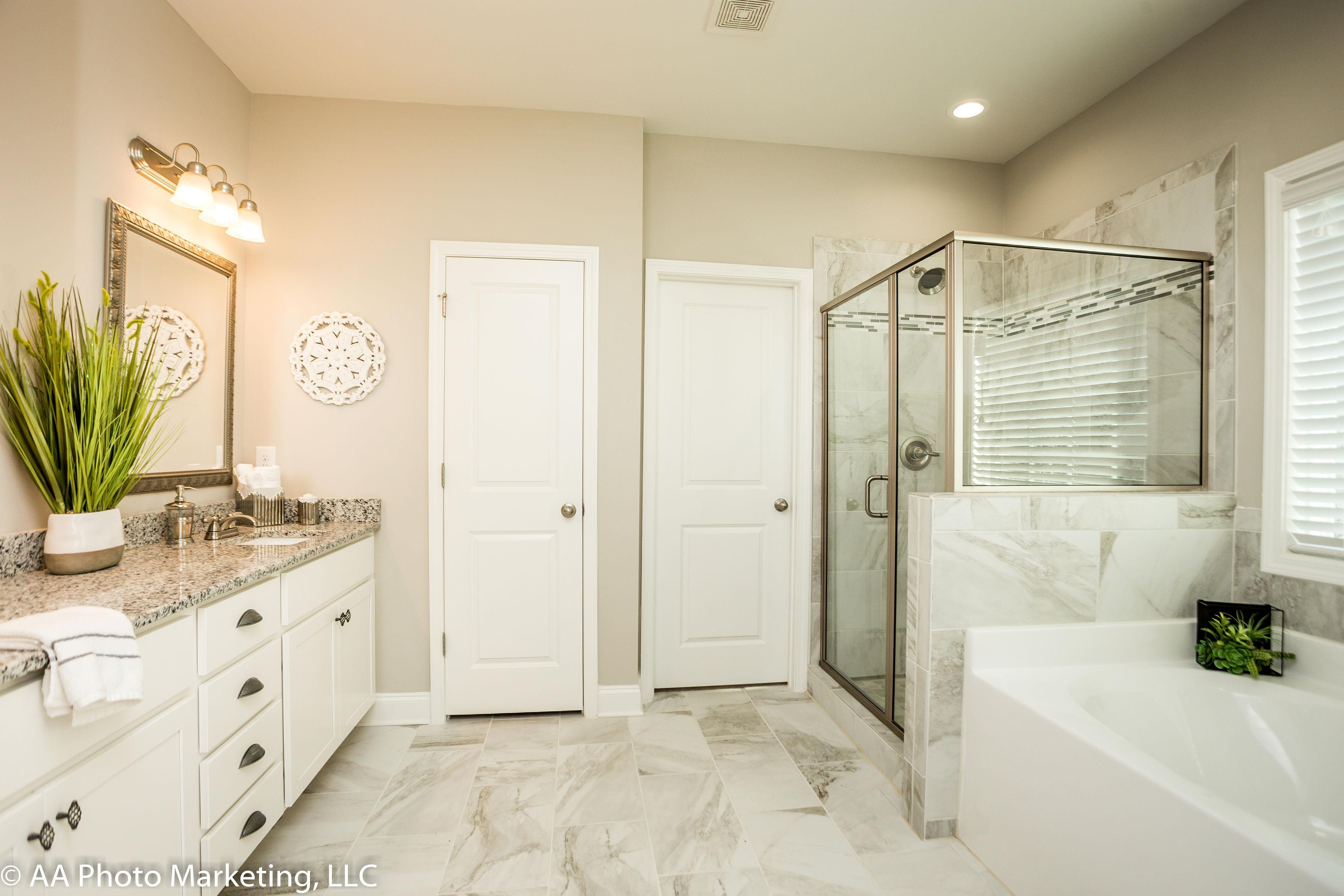 Bathroom featured in the Ash By Hughston Homes in Macon, GA