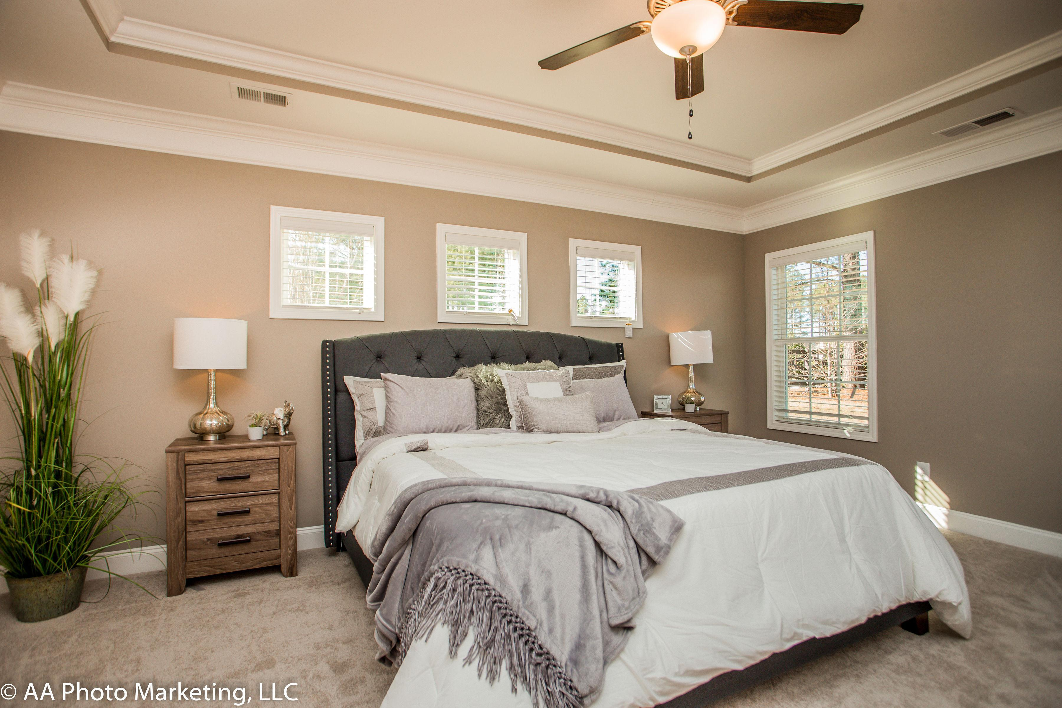 Bedroom featured in the Ash By Hughston Homes in Macon, GA