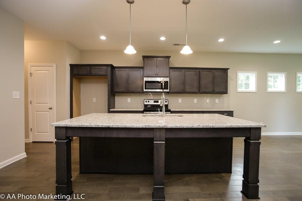 Kitchen featured in the Aspen By Hughston Homes in Augusta, GA