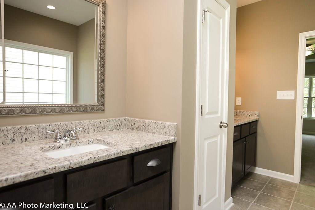 Bathroom featured in the Aspen By Hughston Homes in Macon, GA