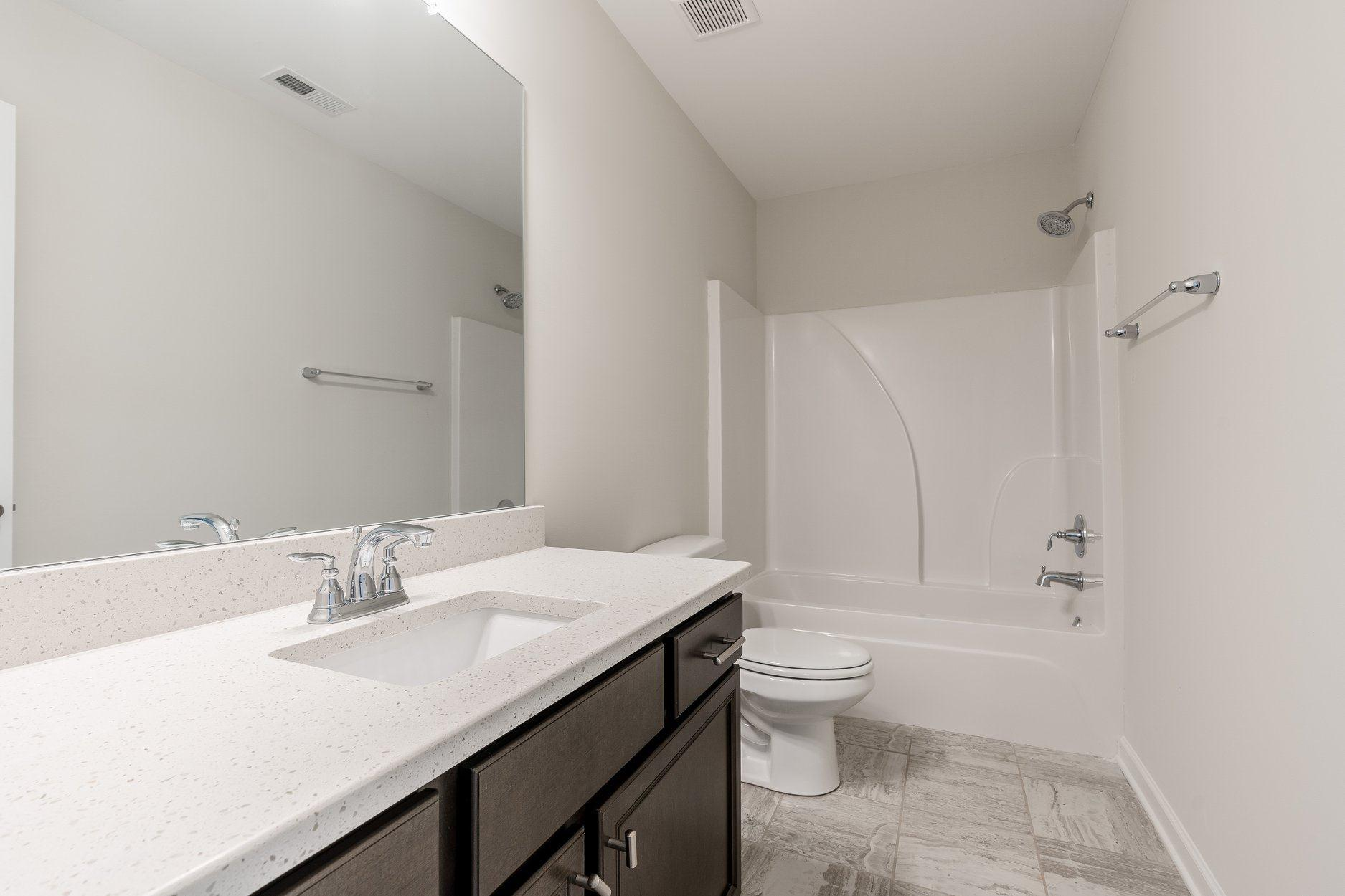 Bathroom featured in the Camden By Hughston Homes in Macon, GA