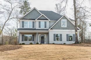 Camden - Parkside Estates: Sharpsburg, Georgia - Hughston Homes